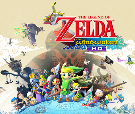 Eurogamer constate The Legend of Zelda : The Wind Waker HD parfait dans Actualités thelegendofzeldathewindwakerhd-jvmonde