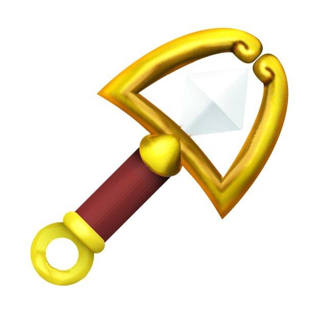 Nouvel article mystérieux dans Zelda A Link Betweet Worlds s'avère être un « Sand Rod » (barre de sable) ? dans Actualités albw-sand-rod-jvmonde
