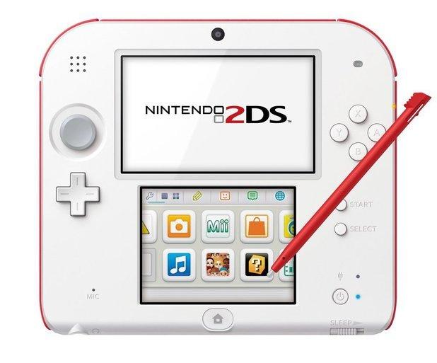 Vidéo pour la Nintendo 2DS dans Actualités nintendo-2ds-2jvmonde