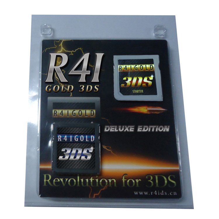 [Tuto]R4i Gold 3DS Deluxe Edition: Guide d'utilisation dans carte r4i gold 3ds r4igold3ds3