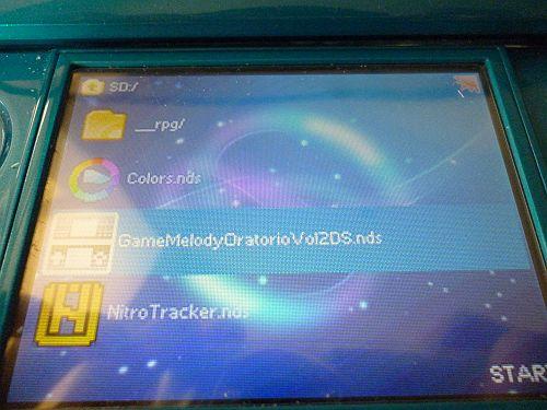 jouer à jeux hombrew avec R4I GOLD 3DS