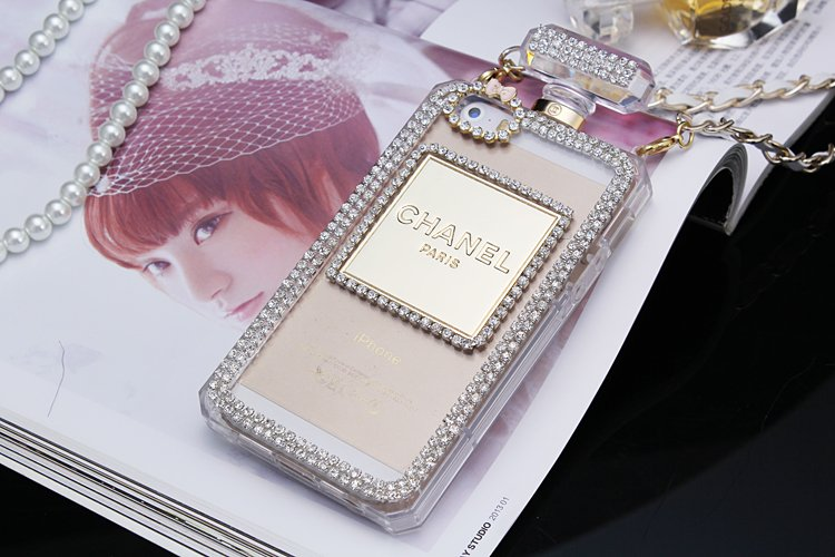 coque strass chanel n° 5-jvmonde