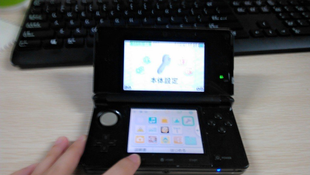 tutoriel r4i gold 3ds deluxe edition