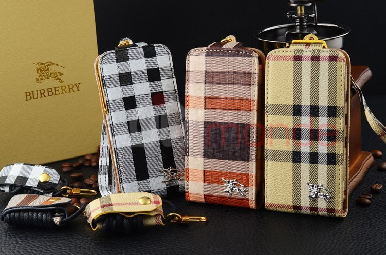 housse burberry pour iphone